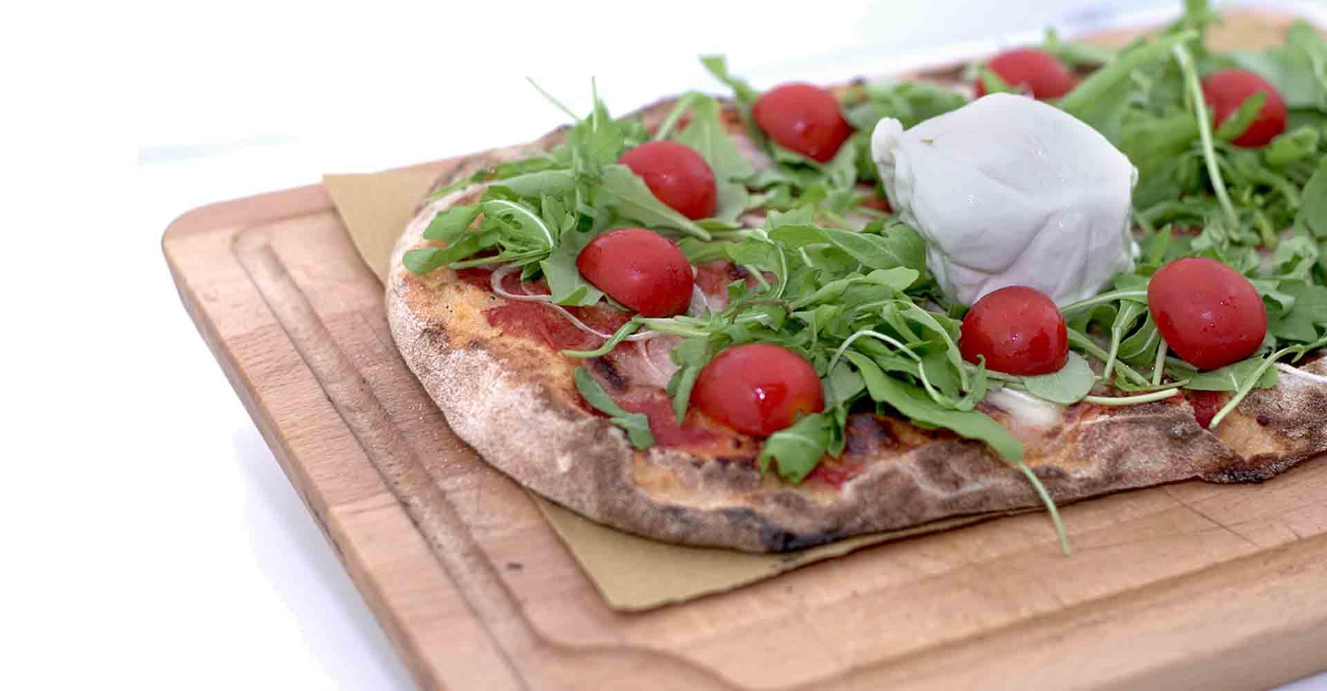 Mondo Pizza Genova Molassana Pinsa Pizza